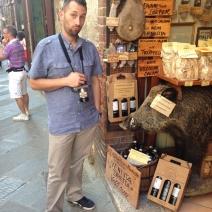 Italian Honeymoon - San Gimignano