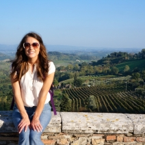 Italian Honeymoon - San Gimignano