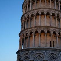 Italian Honeymoon - Pisa