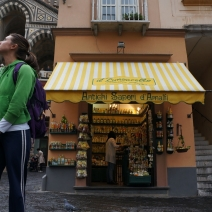 Italian Honeymoon - Amalfi