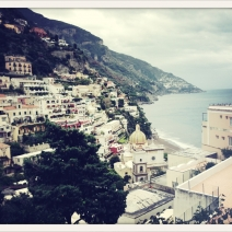 Italian Honeymoon - Positano