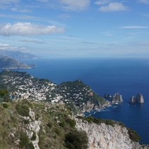 Italian Honeymoon - Capri