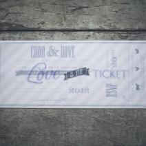 Cara & Dave - Invitation